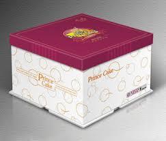 جعبه کیک تولد و عروسی